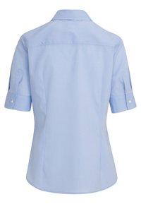 Seidensticker - Button-down blouse - blue - 1