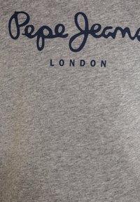 Pepe Jeans - NEW HERMAN  - Maglietta a manica lunga - grey marl - 2