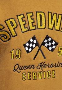 Queen Kerosin - SPEEDWAY QUEENS - Light jacket - hellbraun - 4