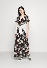 Roxy - A NIGHT TO REMEMBER - Maxi dress - anthracite - 1