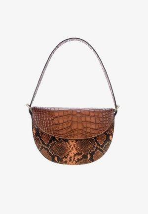 ZAVELLO - Handbag - brown
