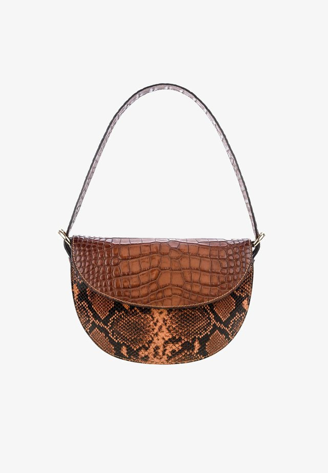 BARLENO BARLENO - Handbag - brązowy
