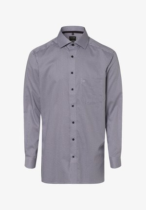 Shirt - himbeer blau
