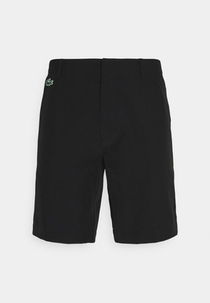 GOLF CHINO - Korte broeken - black