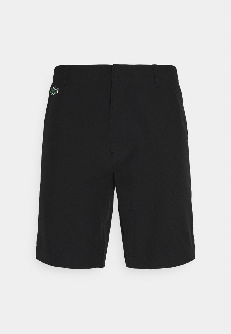 Lacoste Sport - GOLF CHINO - Korte broeken - black