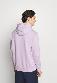 Nike Sportswear - CLUB HOODIE - Hoodie - iced lilac - 2