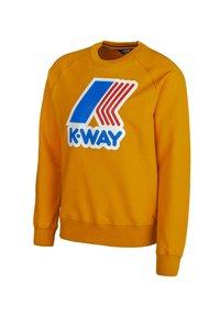 K-Way - EMANUEL - Sweatshirt - yellow - 1