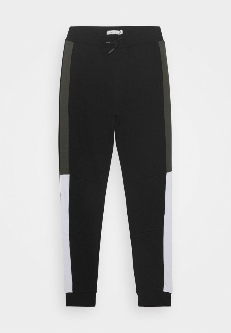 Name it - NKMKALVIN PANT - Tracksuit bottoms - black