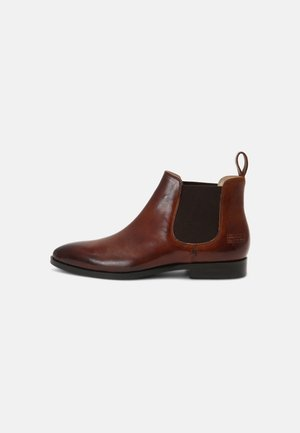 JESSY  - Korte laarzen - brown