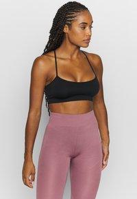 Even&Odd active - Sports bra - black - 0