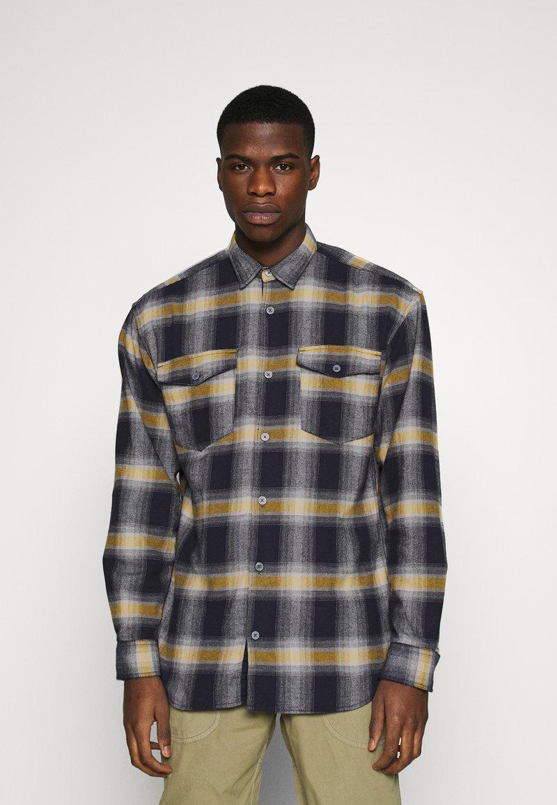 Jack & Jones - JCOOTTOWA WORKER - Shirt - navy blazer