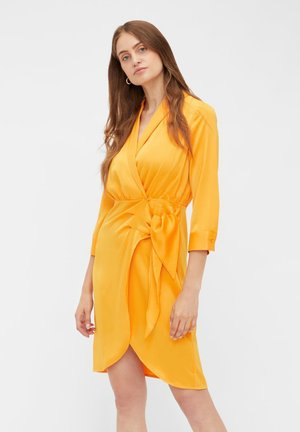 YASCADMI - Day dress - cadmium yellow