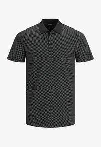 Jack & Jones PREMIUM - REGULAR FIT - Poloshirt - black - 5