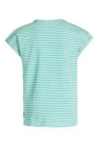 WE Fashion - Print T-shirt - green - 1