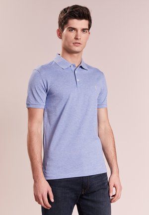 SLIM FIT MODEL - Polo shirt - jamaica heather