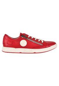 Pataugas - JESTER ZIP UP TRAINERS - Trainers - red - 3