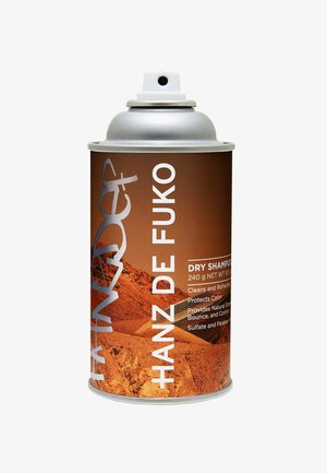 DRY SHAMPOO 240G - Dry shampoo - -