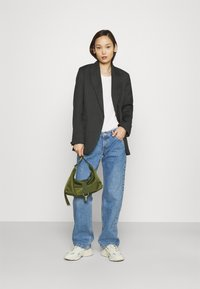 Weekday - ARROW LOW - Jeans straight leg - belize blue - 1