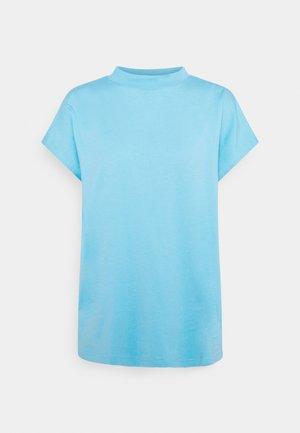 PRIME - Jednoduché triko - turquoise light
