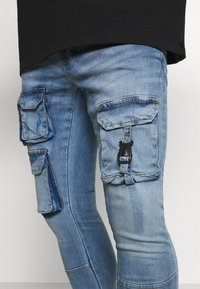 Brave Soul - Jeans Skinny Fit - light blue - 4