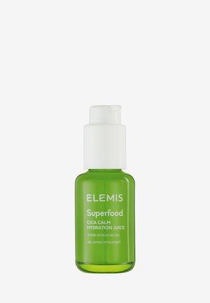FEUCHTIGKEITSPFLEGE SUPERFOOD CICA CALM HYDRATION JUICE - Face cream - -
