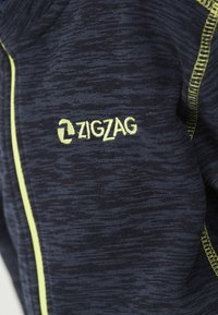 ZIGZAG - TAEBAEK KIDS ACTIV - Fleece jacket - 2048 navy blazer - 4