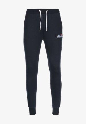 NIORO - Pantalones deportivos - navy