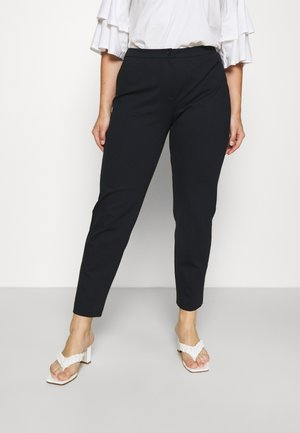 OIL - Trousers - blue