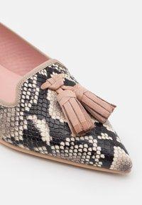 Pretty Ballerinas - DANI - Ballet pumps - roccia/airin/coco - 6