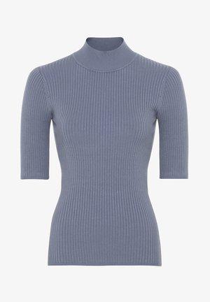 Sweatshirt - rauchblau