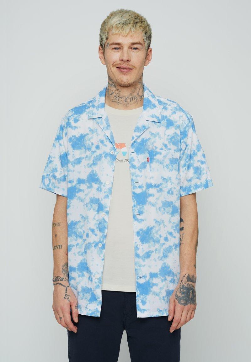 Levi's® - CLASSIC CAMPER UNISEX - Shirt - blues