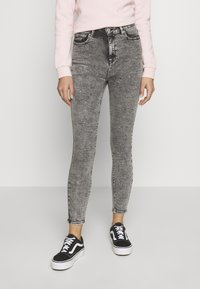 ONLY - ONLMILA ACID - Jeans Skinny Fit - grey denim - 0