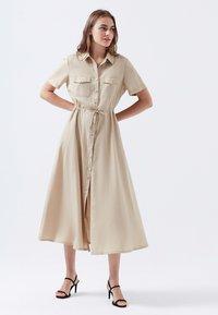 Mavi - Shirt dress - irish cream - 3