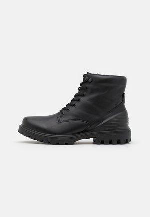 TREDTRAY HIGH CUT BOOT - Snørestøvletter - black