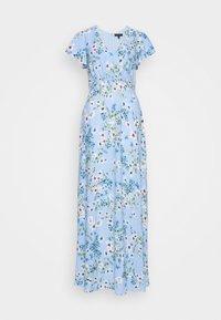 Banana Republic - SPLIT - Maxi dress - light blue romantic - 4