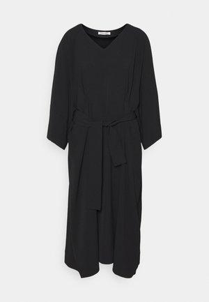 THINK ABOUT IT DRESS - Vestido informal - black