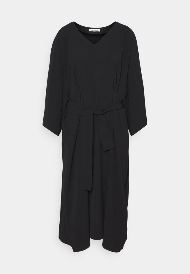 THINK ABOUT IT DRESS - Robe d'été - black