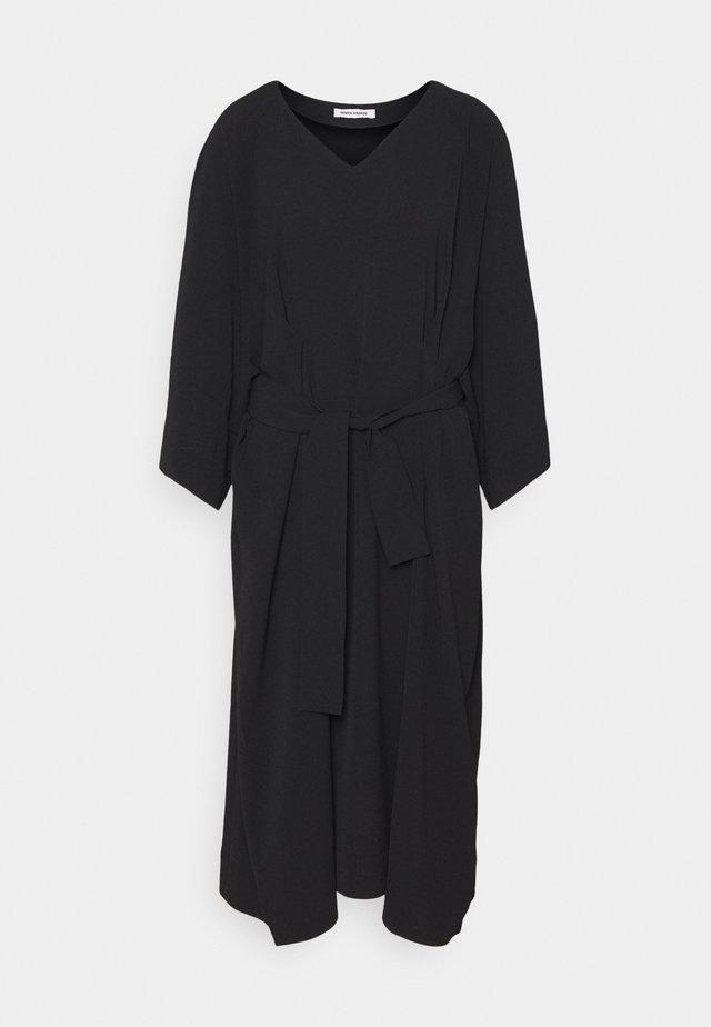 THINK ABOUT IT DRESS - Kjole - black