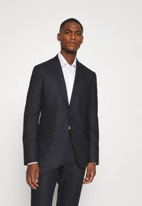 Calvin Klein Tailored - SOFT BLEND STRUCTURE SUIT - Oblek - blue - 2