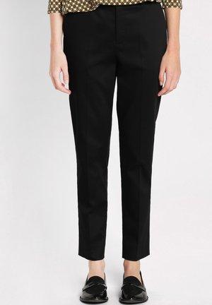 7/8 BUNDHOSE - Trousers - dark grey