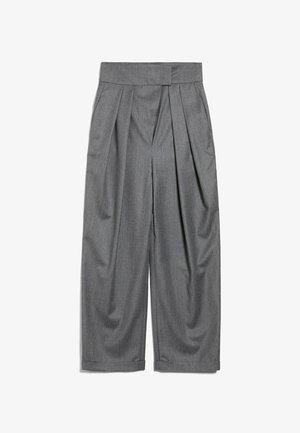 HENI - Trousers - grau