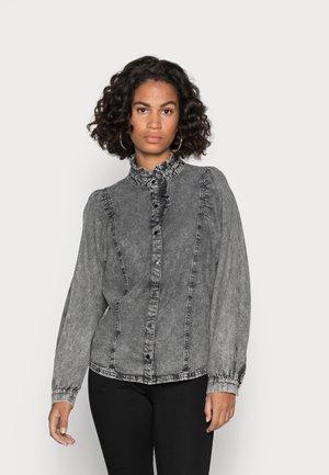 HABIBA - Skjorte - denim grey