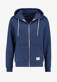 Blend - REGULAR FIT - Hoodie met rits - ensign blue - 5