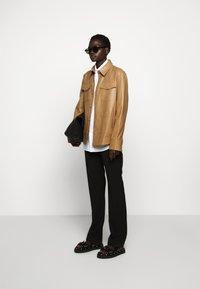 Rika - PARIS JACKET - Leather jacket - light brown - 1