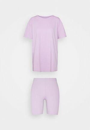 NIGHT KATIE - Pyjama set - lilac