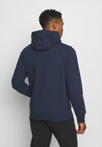 Tommy Jeans - TIMELESS HOODIE UNISEX - Sweat à capuche - twilight navy - 2