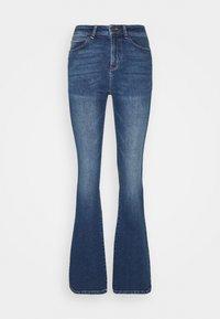 Ivy Copenhagen - TARA MACAU - Flared Jeans - denim blue - 0