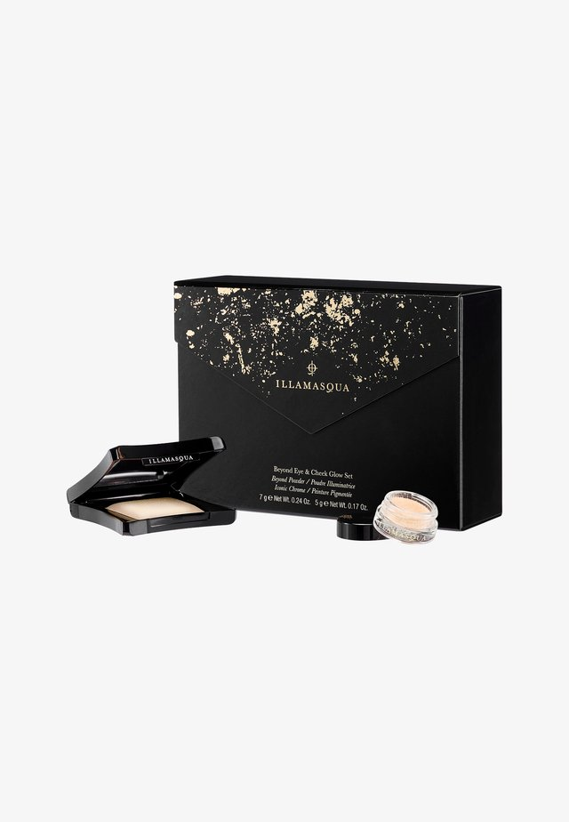BEYOND EYE & CHEEK GLOW SET - Make-up Set - omg