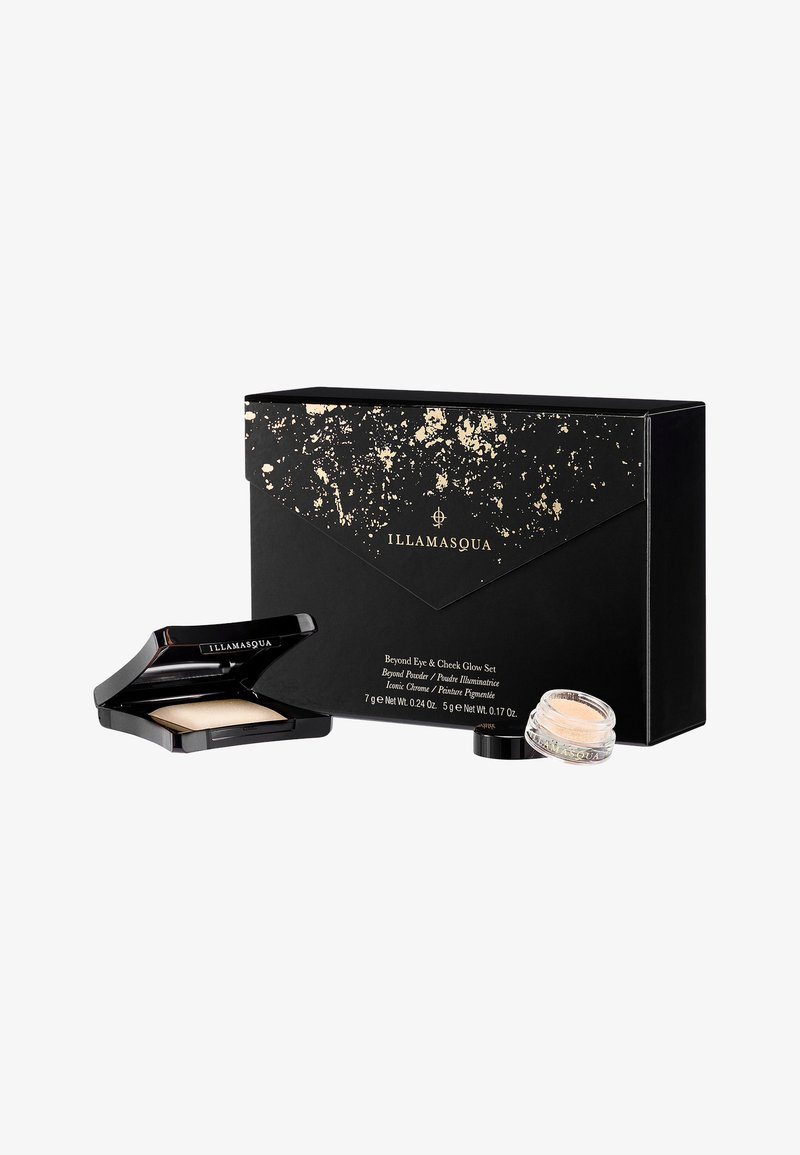 Illamasqua - BEYOND EYE & CHEEK GLOW SET - Makeup set - omg