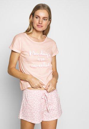 BRIDES BEAUTIES SET - Pyjama set - blush